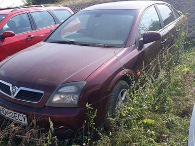 second-hand Opel Vectra vauxall