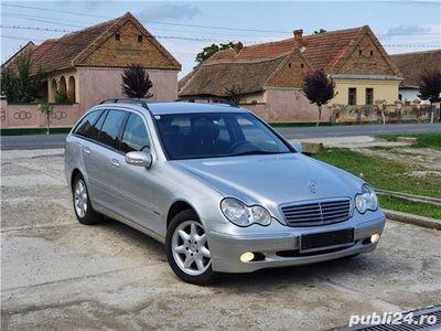 second-hand Mercedes C220 CDi Elegance 2.0 Diesel 150 Cp 2004