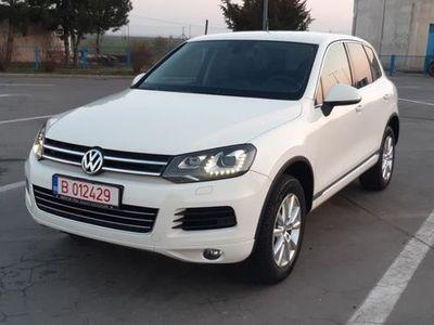 second-hand VW Touareg II