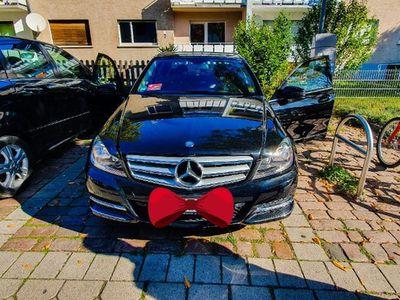 second-hand Mercedes C220 W204