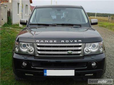second-hand Land Rover Range Rover Sport – 3.6 TDV8