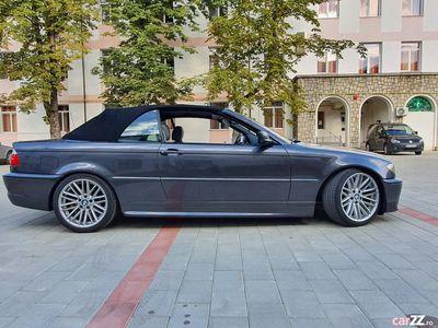 second-hand BMW 318 Cabriolet an 2005 full pachet m proprietar