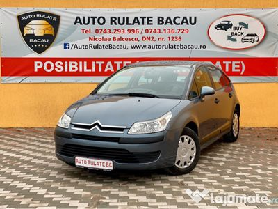 second-hand Citroën C4 1.6 Diesel 2006 Euro 4 Geamuri electrice -RATE-