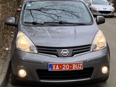 second-hand Nissan Note