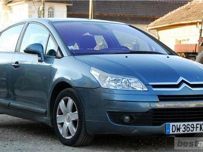 brugt Citroën C4 1.6 HDi, 2005