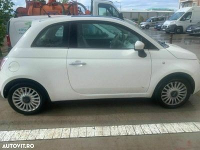 second-hand Fiat 500 1.4