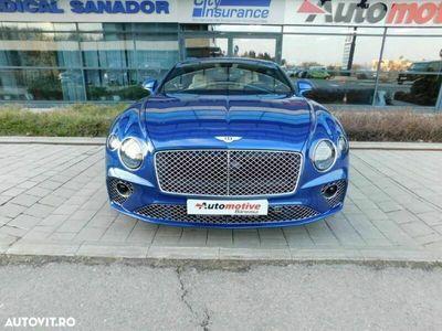 second-hand Bentley Continental New