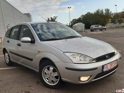 second-hand Ford Focus 1.6 benzina