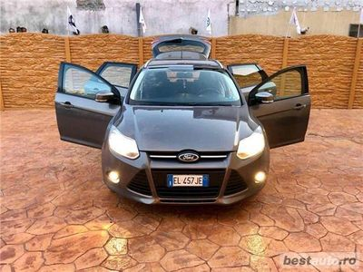 second-hand Ford Focus an 2013 motor 1,6 Tdci Euro 5