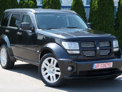 second-hand Dodge Nitro 4x4 - an 2009, 2.8 (Diesel)