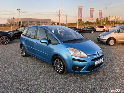 second-hand Citroën C4 Picasso 1.6HDI Automatic 110Cp Euro 4 Consum 5%