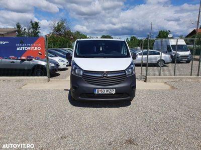second-hand Opel Vivaro C