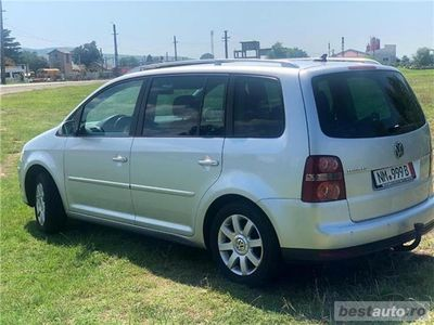 second-hand VW Touran 2