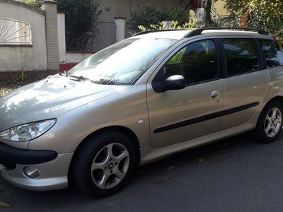 second-hand Peugeot 206 SW