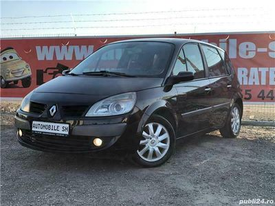 second-hand Renault Scénic 2008, 1.5 diesel, posibilitate = RATE =