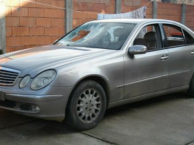 second-hand Mercedes E270 an 2004, 2.7 Cdi (Diesel)