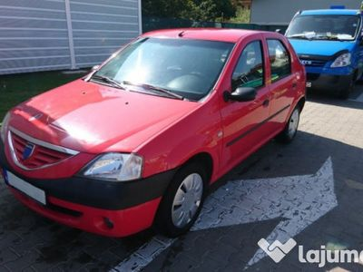 second-hand Dacia Logan Laureate 1.4 mpi an 2007