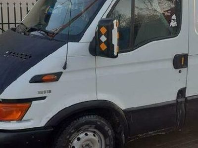 second-hand Iveco Daily