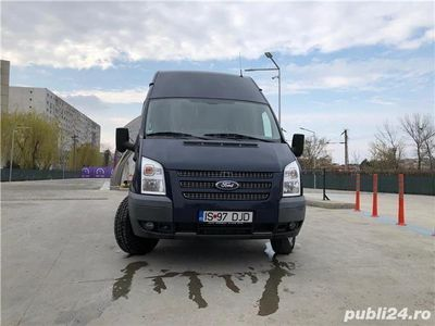 second-hand Ford Transit Trend 2013