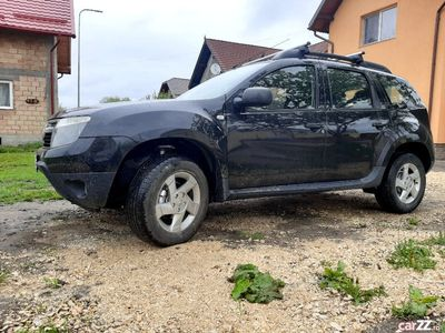 second-hand Dacia Duster 4×4