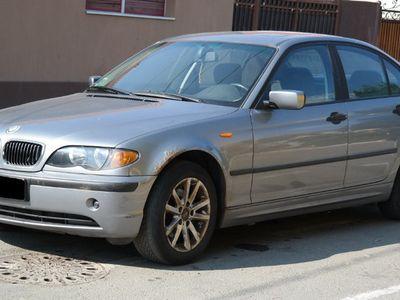 second-hand BMW 320 E46 d - an 2003 luna 6, 2.0d (Diesel)