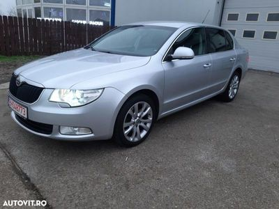 second-hand Skoda Superb
