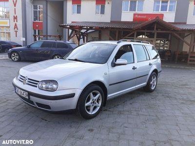 second-hand VW Golf Variant
