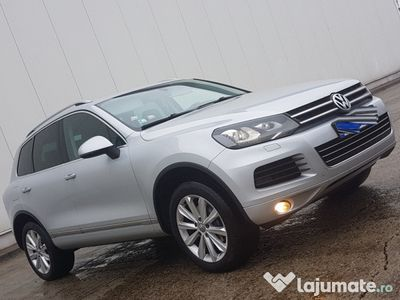 second-hand VW Touareg 3.0 tdi 2012 -imp.Germania impecabila VARIANTE