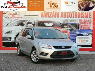 second-hand Ford Focus 1.6TDCi