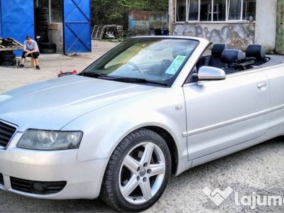 second-hand Audi A4 Cabriolet 1.8 turbo Euro 4