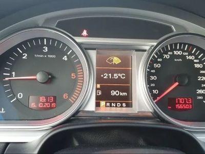 second-hand Audi Q7 S-Line
