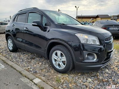 second-hand Chevrolet Trax 1.7 TDi 130 Cp 2014 Euro 5