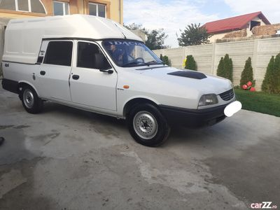second-hand Dacia Pick up papuc 4x4