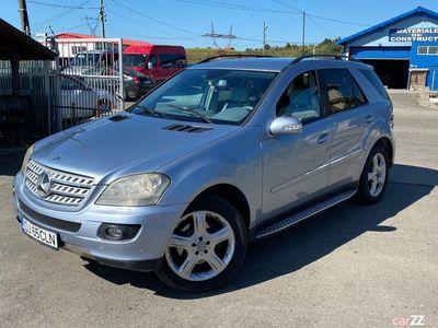 second-hand Mercedes ML320 cdi 4matic 2009 accept variante !!!