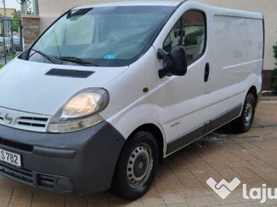 second-hand Nissan Primastar dci140 / vivaro/ trafic