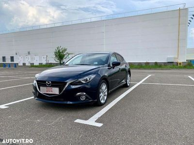 second-hand Mazda 3 din 2015