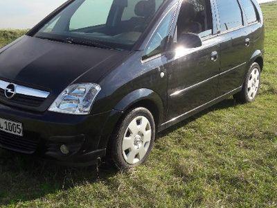 second-hand Opel Meriva 1.6i cutie automata an 2006