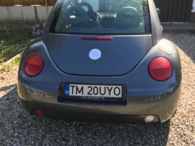 second-hand VW Beetle New