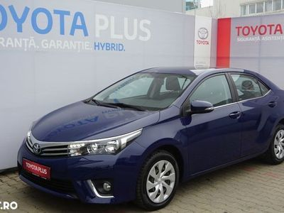 second-hand Toyota Corolla