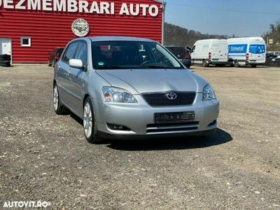 second-hand Toyota Corolla 1.6