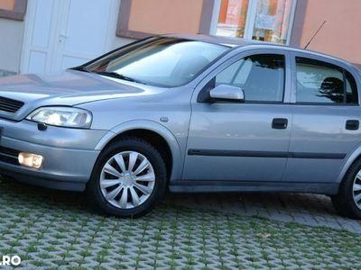 second-hand Opel Astra ELEGANCE - an 2001 luna 12, 1.6 (Benzina)