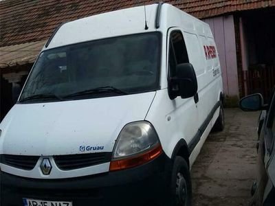 second-hand Renault Master 2.5 DCi 120 Cp 2009 Maxi Lung