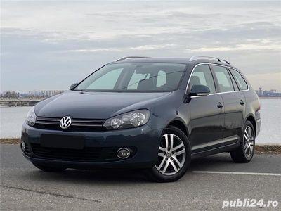 second-hand VW Golf VI - Diesel - Climatronic - Jante - Pilot automat - E