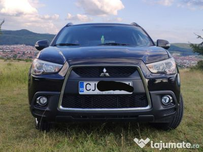second-hand Mitsubishi ASX 4x4 Full