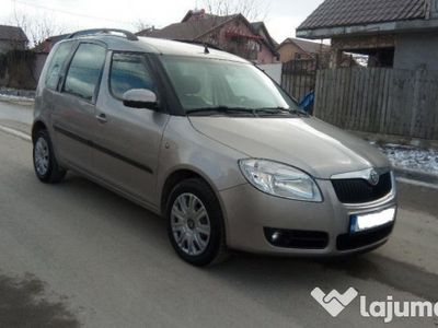 second-hand Skoda Roomster 2008 diesel