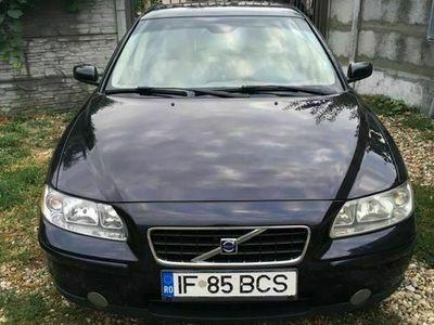 second-hand Volvo S60 2.4