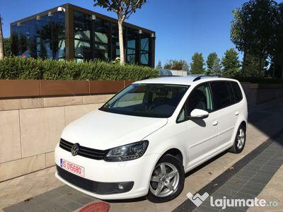 second-hand VW Touran - Comfortline - Webasto