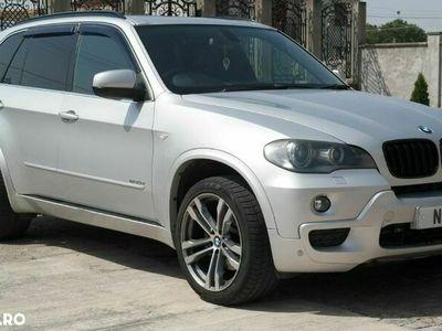 second-hand BMW X5 7 Locuri - an 2008, 3.0 D (Diesel)