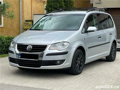 second-hand VW Touran 7 Locuri 1.9 TDI 6+1 Viteze.