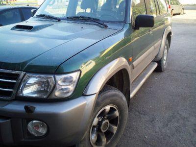 second-hand Nissan Patrol Y61